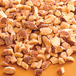 Almonds Diced Roasted
