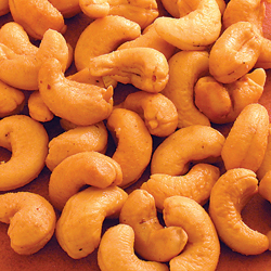 Cashews Large Whole Roasted & Salted