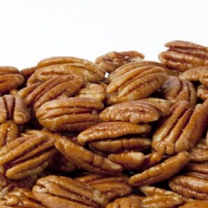 Pecan Halves Roasted and Salted
